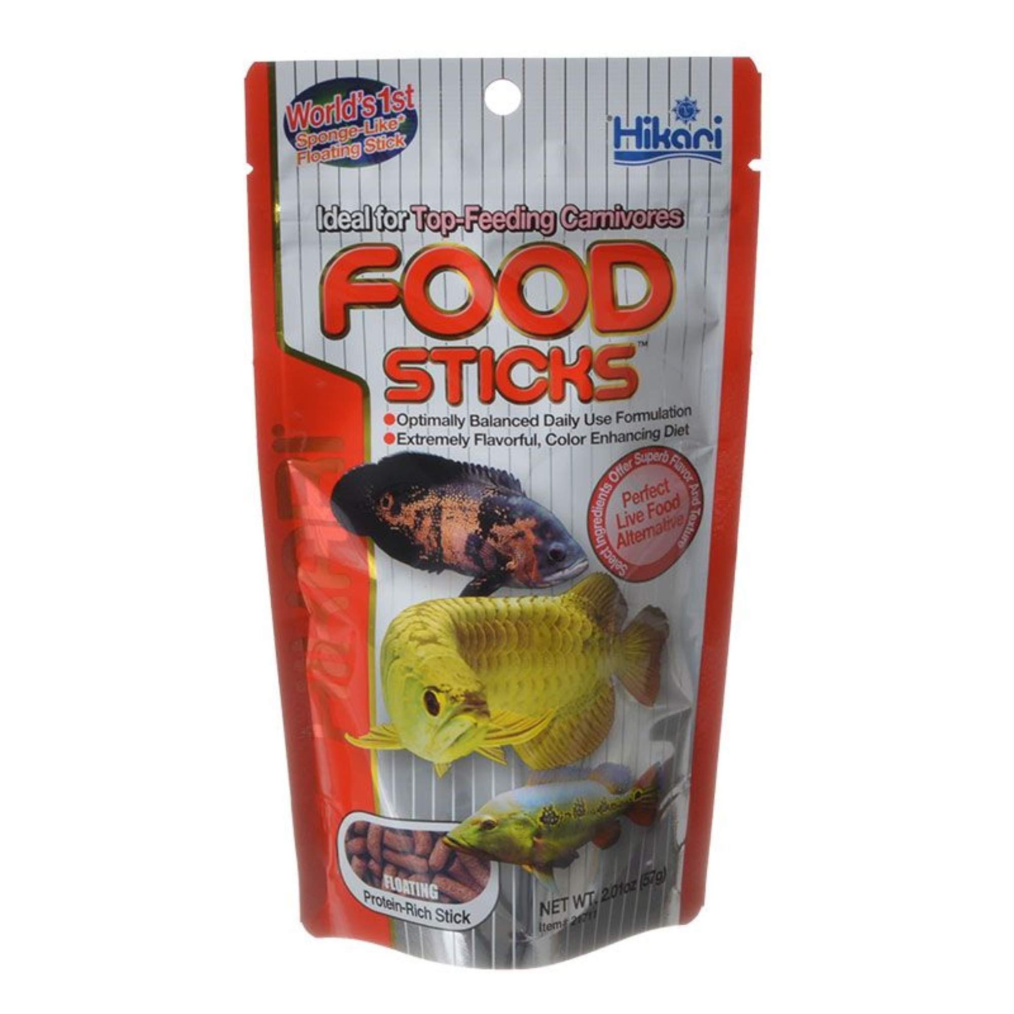 Hikari Floating Food Sticks for Pets, 2.2-Pound by Hikari