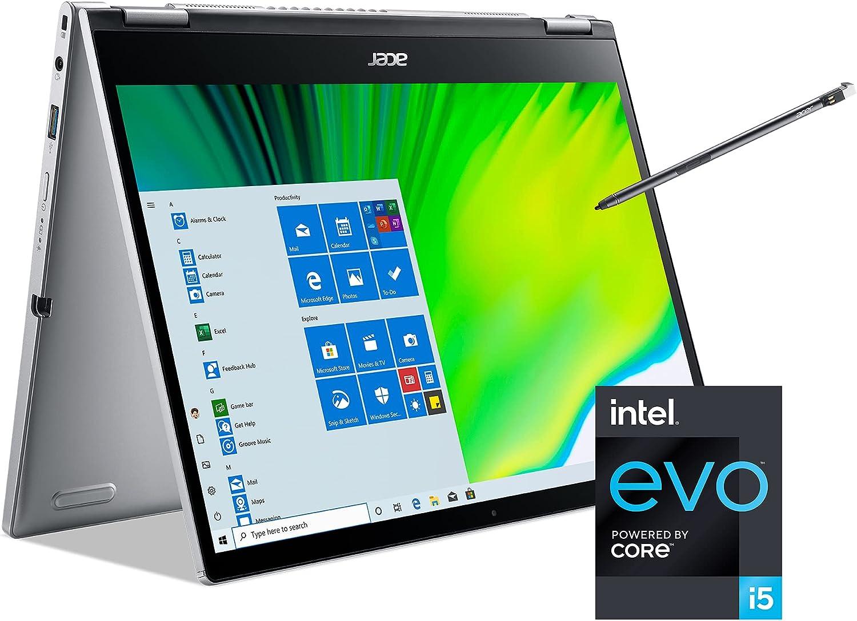 Acer Spin 3 Intel Evo Convertible Laptop - 13.3