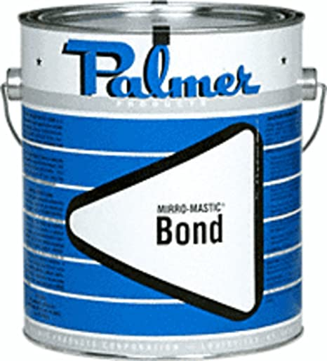 CRL Gallon Palmer Mirro-Mastic Bond by CR Laurence: Amazon