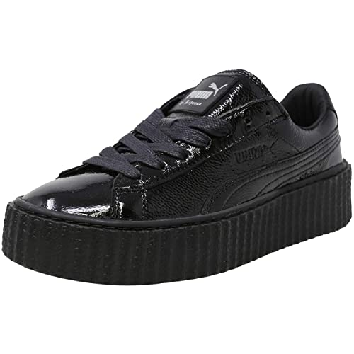 huge selection of 49785 5bae7 Amazon.com | PUMA Women's Fenty x Cracked Creeper Sneakers ...