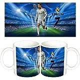 Cristiano Ronaldo Real Madrid CR7 B Tasse Mug