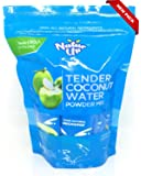 NaturUp Tender Coconut Water Powder Mix, 120 grams (Pack of 10)