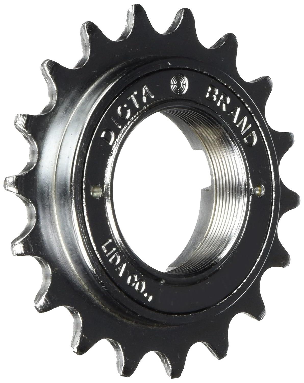 """SunRace Freilaufkranz 1fach 16 Zähne 1//2 x 1//8/"""" schwarz Fahrrad"""