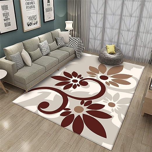 GFKLLL Living Room Carpet - Esterilla Antideslizante para ...