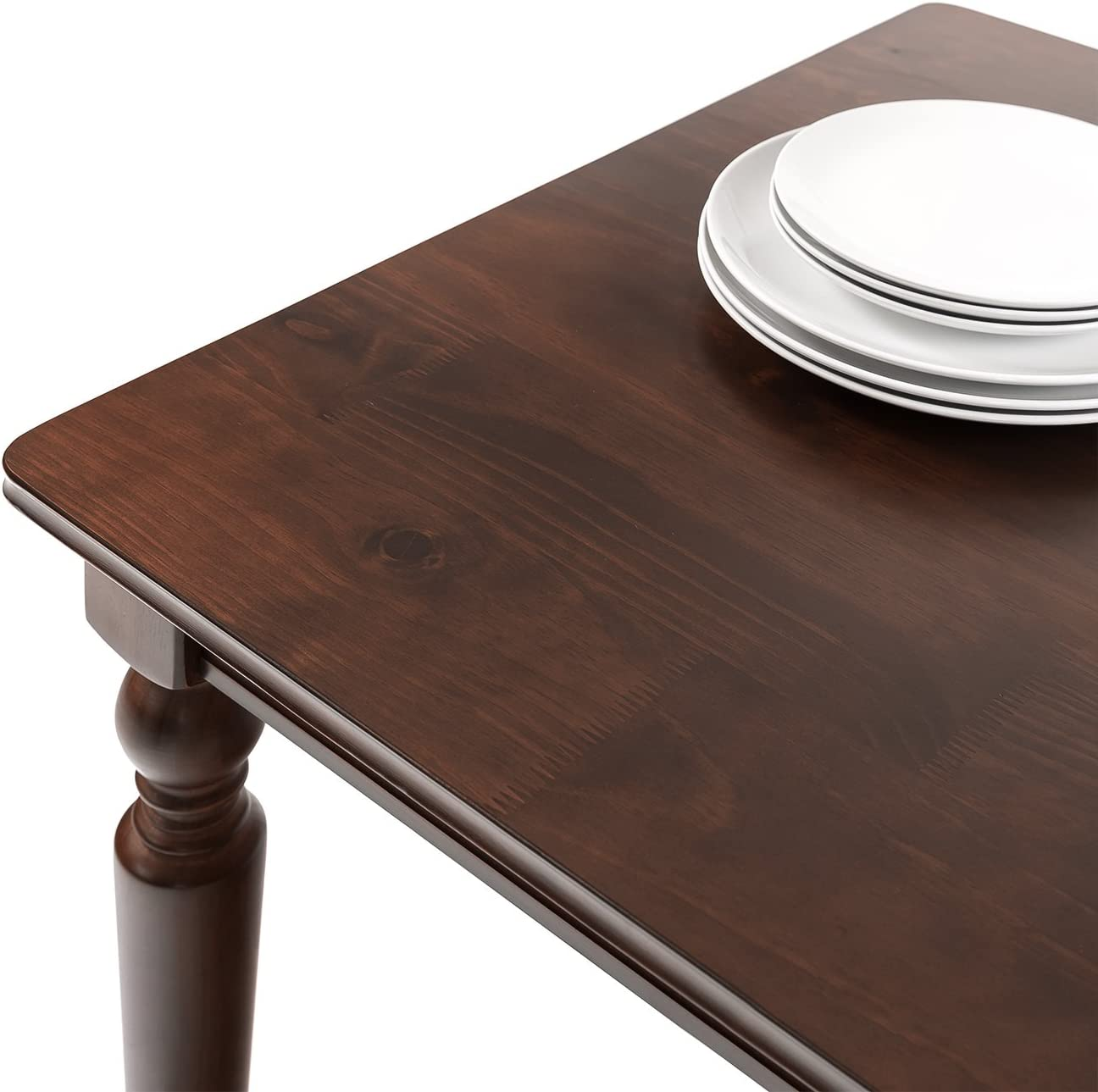 Zinus Joy Wood Dining Table Table only