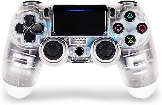 Amazon.com: Mando de juego para PS4 con 3 cables, mando ...