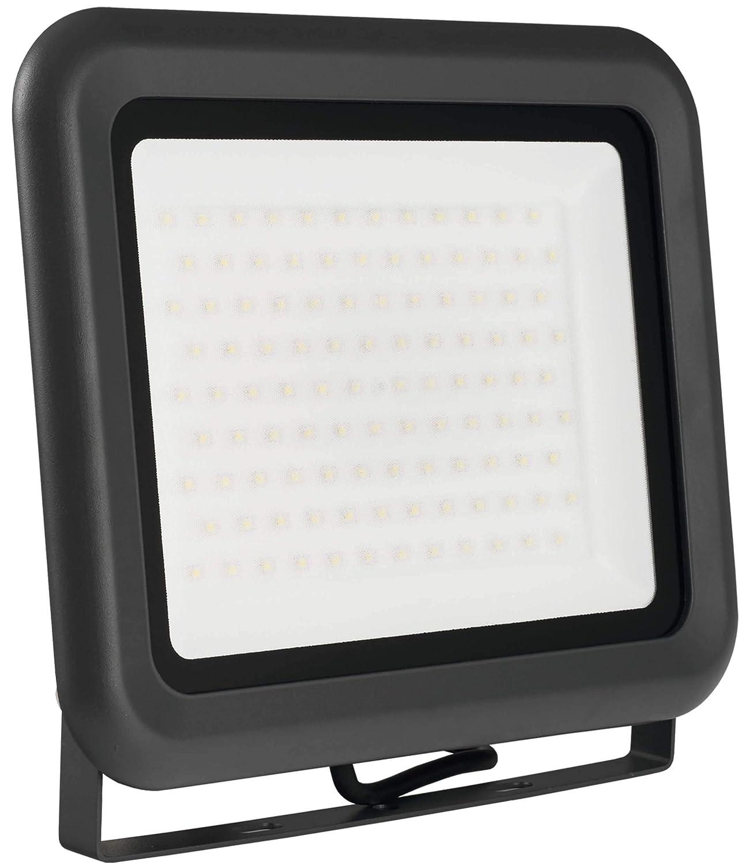 LUMIRA LED Fluter 100W, Ersatz für 1000W Flutlicht-Strahler, Außen-Leuchte für Innen- und Außenbereich, IP65, Kaltweiß [Energieklasse A+] Kaltweiß