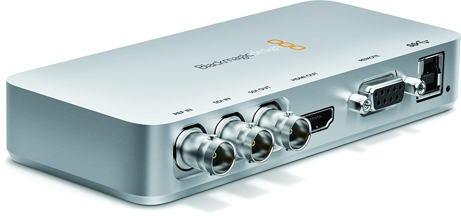 Amazon.com: Blackmagic Design UltraStudio SDI BDLKULSASDI: Home ...