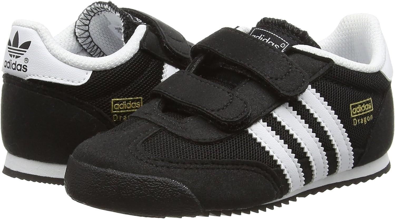 adidas Originals Dragon, Baskets Premiers Pas Mixte bébé