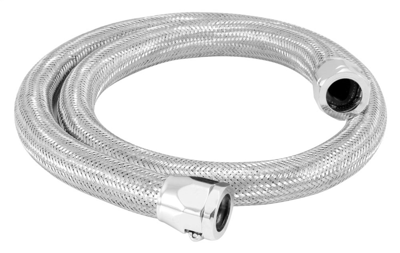 Spectre Performance (39798) 3/4'' x 4' Stainless Steel Flex Heater Hose Kit