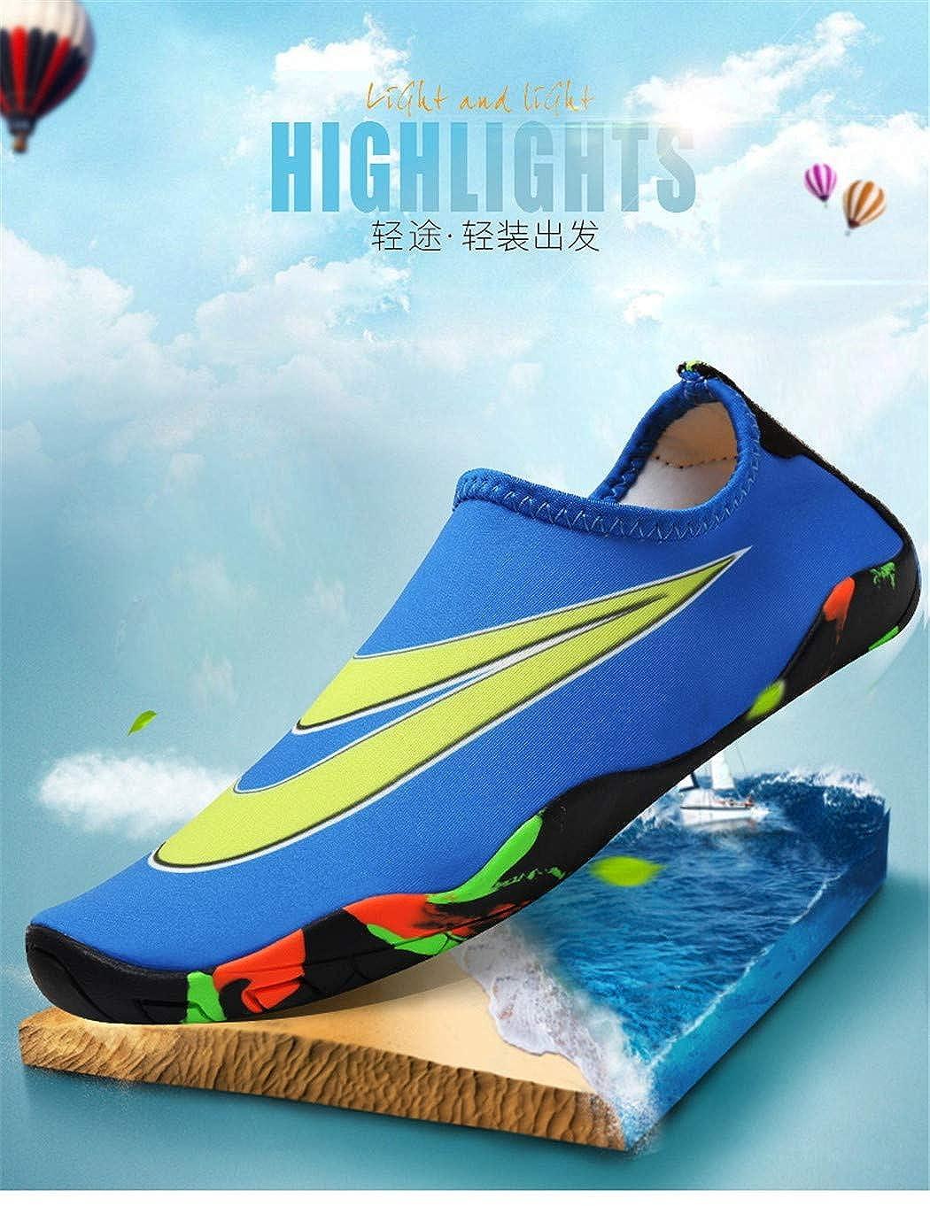Men Water Shoes Quick Drying Beach Barefoot Aqua Shoes Outdoor Yoga Shoes Sportive