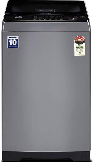 7 Kg Panasonic Washing Machine Fully Automatic Top Loading 5 Star NA-F70LF1HRB