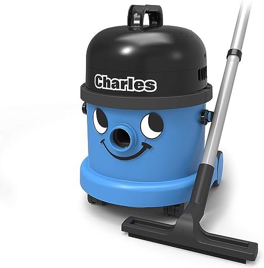 Aspiradora en seco y mojado Numatic Charles CVC370-2
