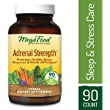 MegaFood Adrenal Strength Tablets, 90 Count (FFP)