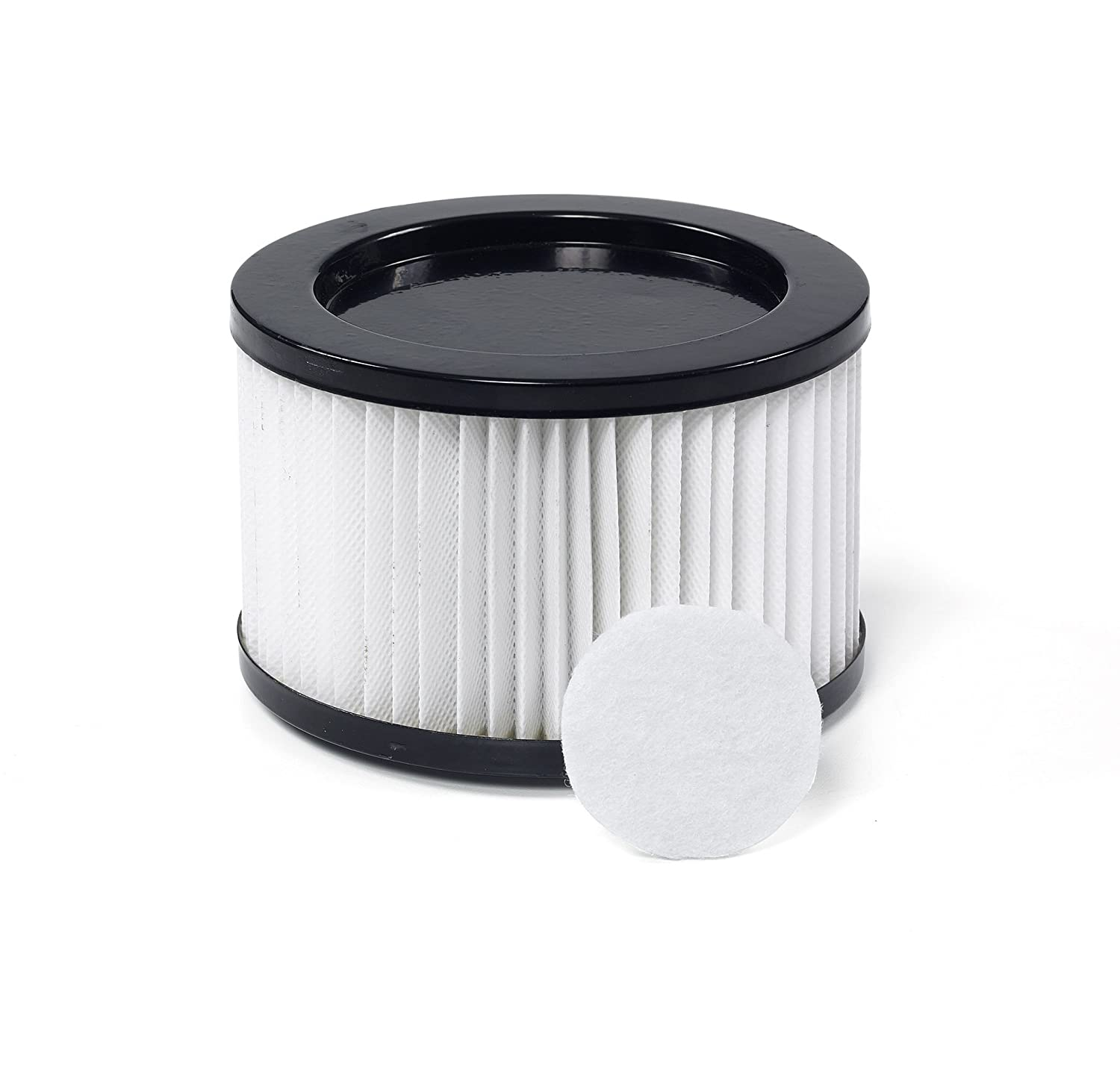 WORKSHOP Wet Dry Vacs Vacuum Filter WS15050F HEPA Media Filter for WS0500ASH Ash Vacuum Emerson Tool Company