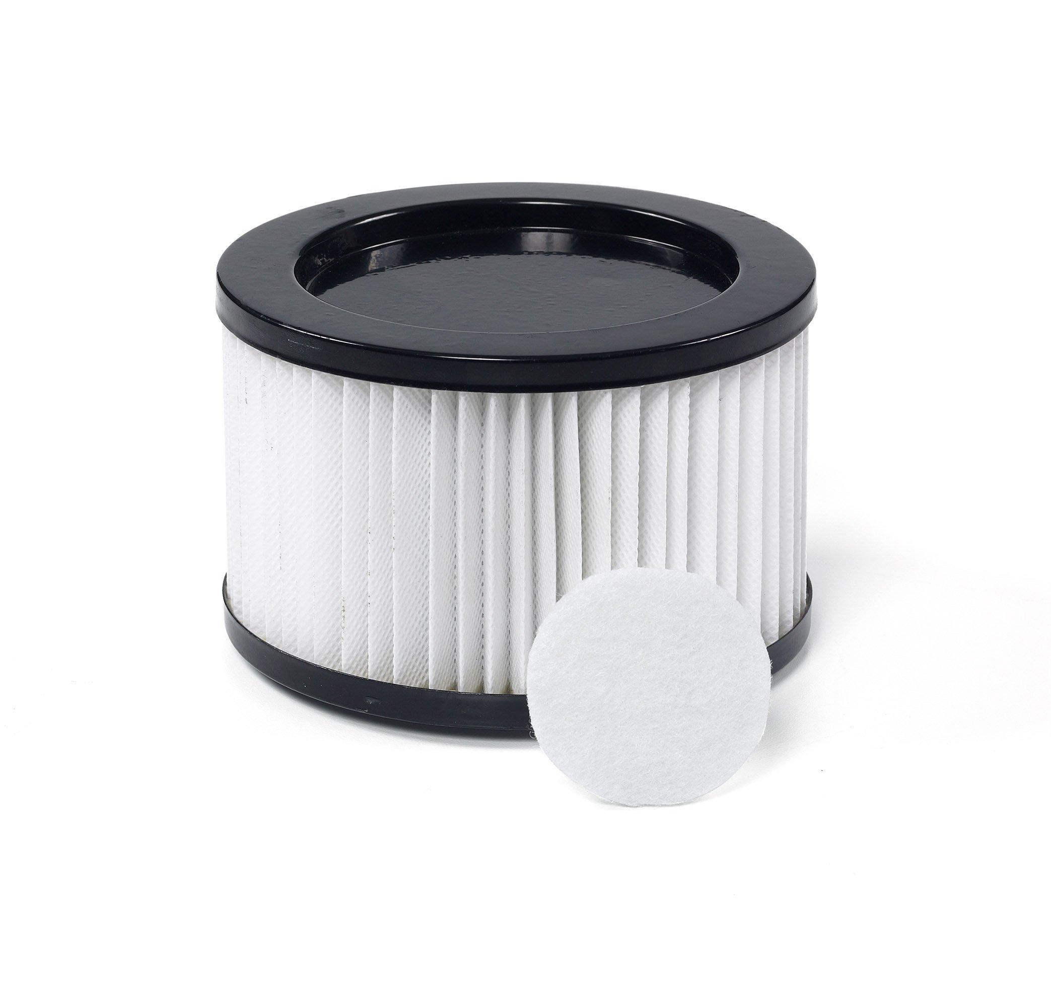 WORKSHOP Wet Dry Vacuum Filter WS15050F HEPA Media Filter For WS0500ASH Ash Vacuum