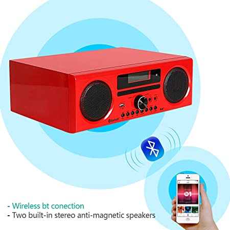 Dl Dab Dab And Fm Dsp Digital Radio Compact All In One Elektronik