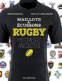 Rugby, maillots et écussons