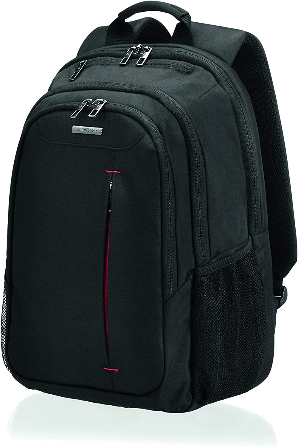 Samsonite - Guardit - Mochila para Laptop 48 cm, 27 L, Negro