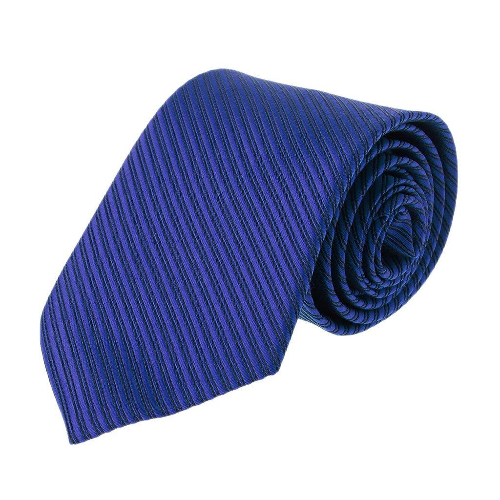 ZOOMY Hombre Corbatas de Cuello en Color Liso Lujo clásico ...