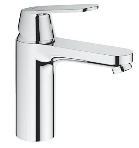 GROHE 23327000 Eurosmart Cosmopolitan Bathroom Tap (Smooth Tap Body ...