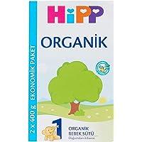 Hipp 1 Organik Bebek Sütü 800 Gr(2 x 400 g)