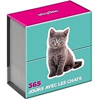 Mini calendrier - 365 jours avec les chats