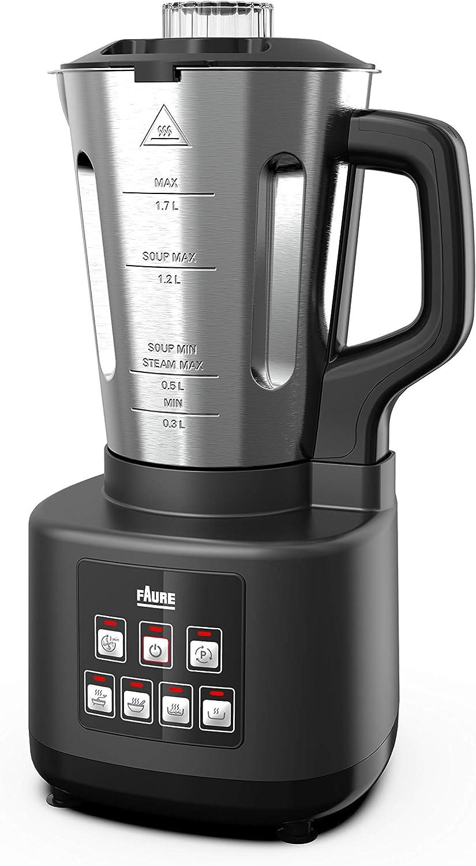 Faure FBM-9011 - Robot batidora con calor para sosmaker, color ...