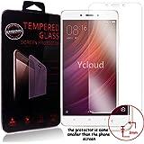 Ycloud Protector de Pantalla para Xiaomi Redmi Note 4 Cristal Vidrio Templado Premium [9H Dureza][Alta Definicion]