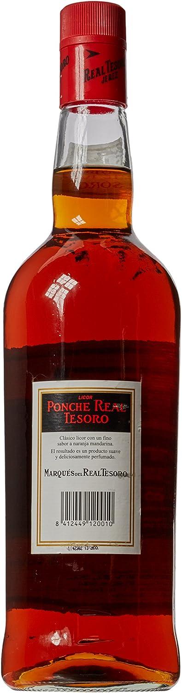 Ponche real tesoro 1l 25º: Amazon.es: Alimentación y bebidas