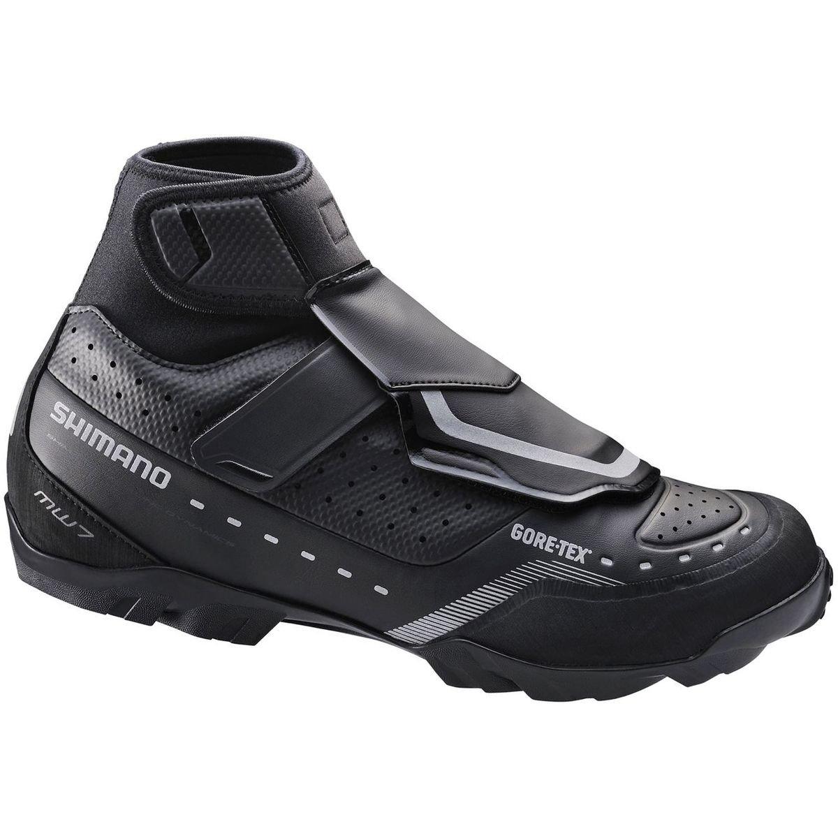 Shimano SHMW7 Trail Enduro Shoe Men's Mountain Bike 41 EU Black