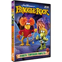 Fraggle Rock Temporada 4 en 2 DVDs 1983 Fraggle Rock (TV Series)
