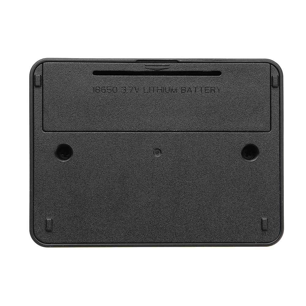 521 Tab Mini V3 Coil Ohm Meter Tester Reader Vape DIY Tool for 510 Thread Vape Tank RDA RBA Atomizer