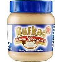 Nutkao Gran Cremeria, Crema Fine al Latte e Nocciole - 350 gr