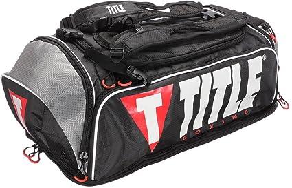 772b4d5278 Amazon.com  Title Boxing TITLE Excel Hyper Sport Bag Back Pack ...