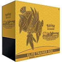 Pokemon TCG Sun & Moon-Guardians Rising Elite Trainer Box Card Game