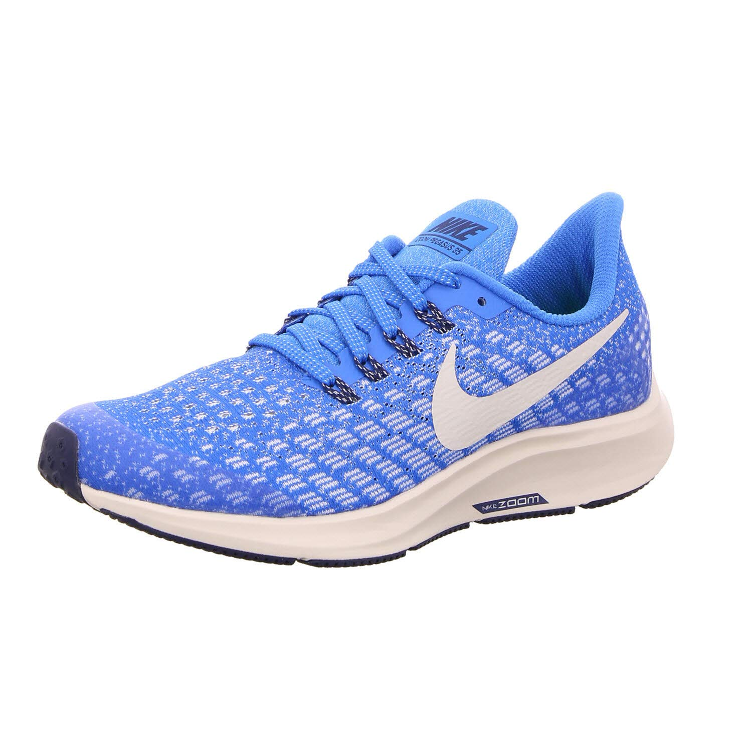 on sale 69f51 5196c Nike Boy's AIR Zoom Pegasus 35 (GS) Running Shoes