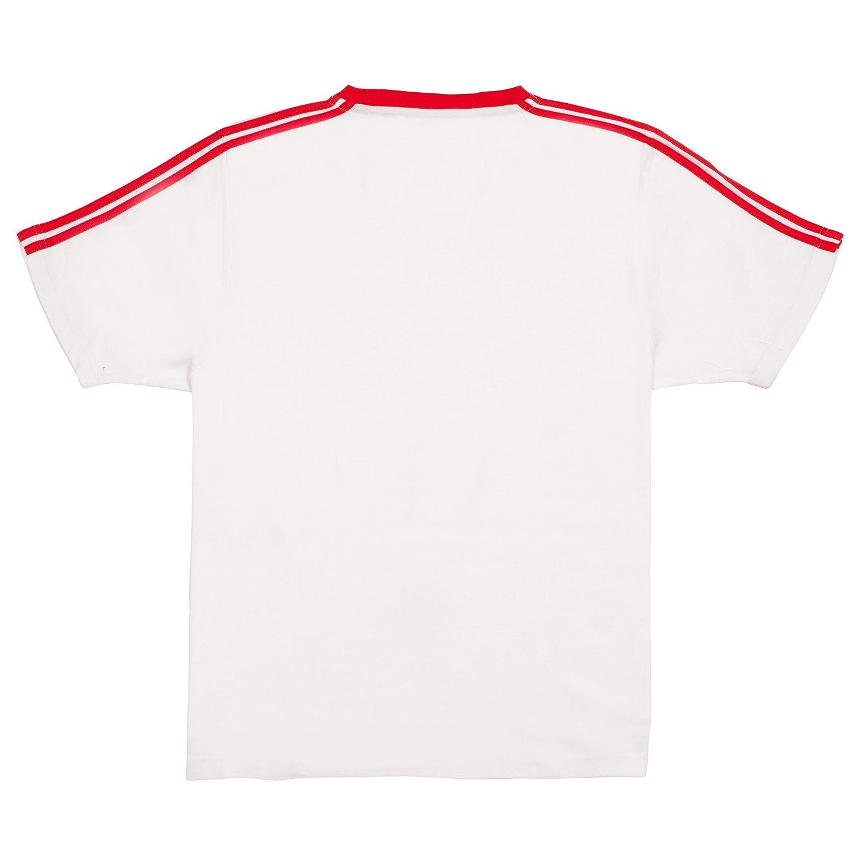 Coolligan - Camiseta de Fútbol Retro 1975 CCCP Away - Color - Blanco - Talla - 3XL: Amazon.es: Ropa y accesorios