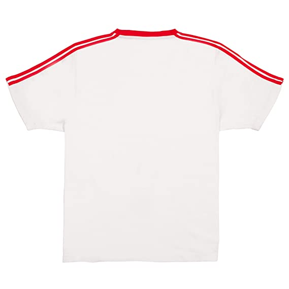 Coolligan - Camiseta de Fútbol Retro 1975 CCCP Away - Color - Blanco - Talla - 3XL: Amazon.es: Ropa y accesorios