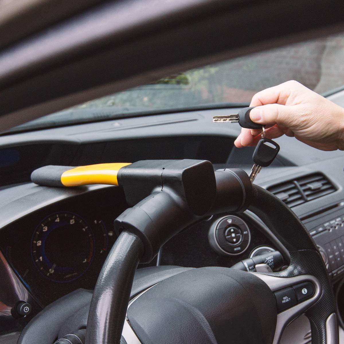 cerradura antirrobo para volante de coche Cepo para volante