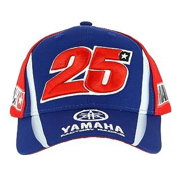 Maverick Vinales 25 Moto GP Yamaha Factory Racing Ni os Gorra Oficial Nuovo: Amazon.es: Deportes y aire libre