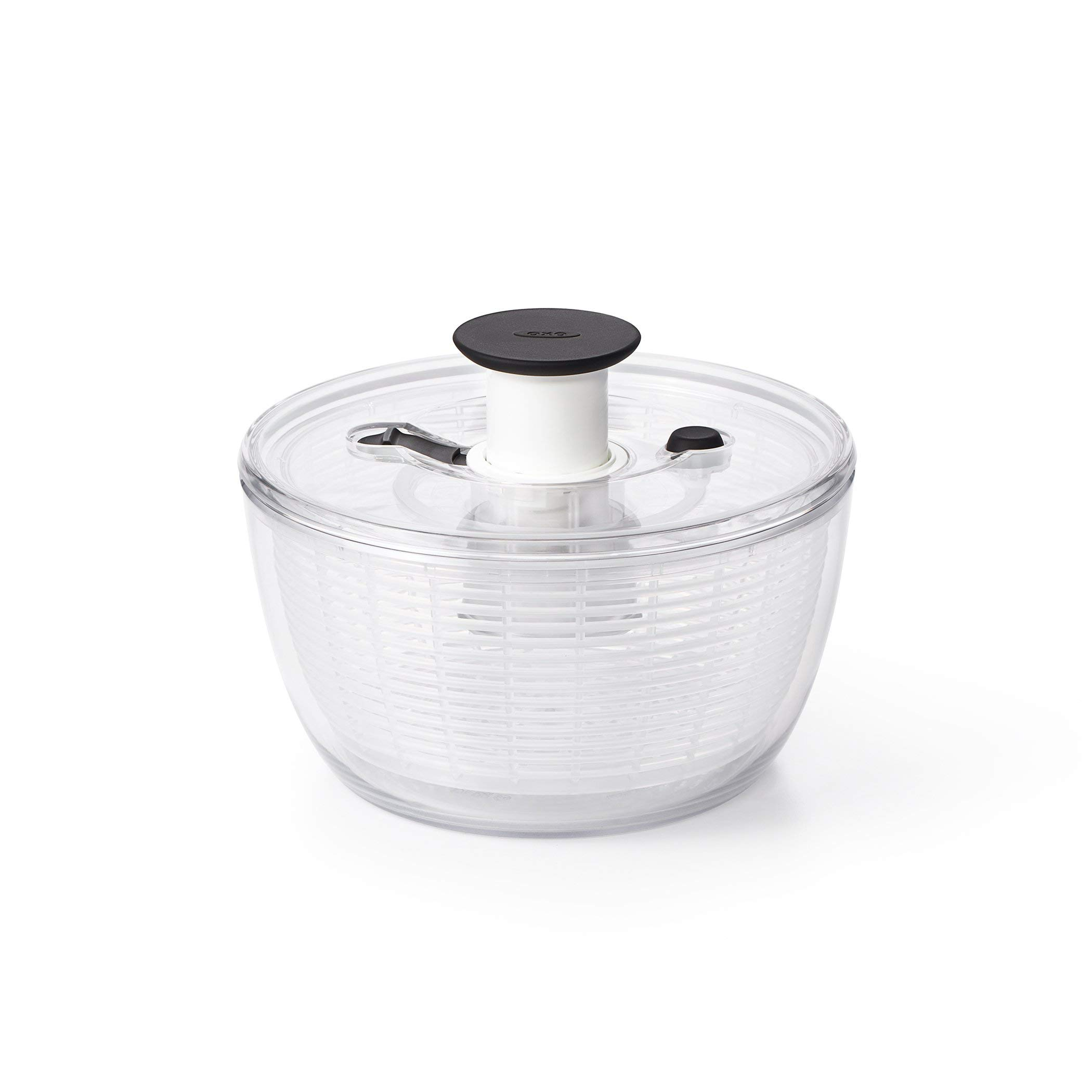 OXO Good Grips Little Salad and Herb Spinner, Clear by OXO