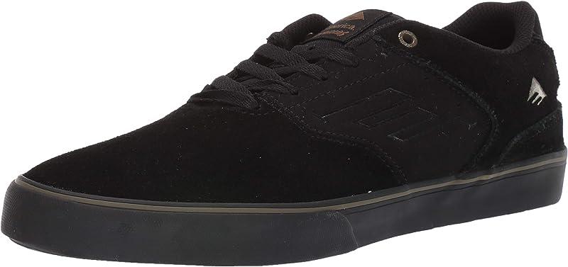 Emerica Reynolds Low Vulc Sneakers Damen Herren Unisex Schwarz/Olive