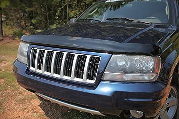 Auto Ventshade 25502 Bugflector II Stone//Bug Deflector Fits Grand Cherokee