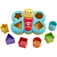 Fisher-Price Sort N Spill Butterfly, Multicolor
