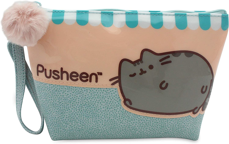 Neceser para niña Pusheen The Cat Estuche/Neceser Relax, tamaño Mediano.: Amazon.es: Equipaje