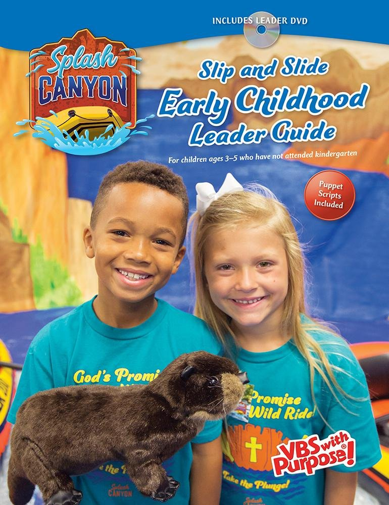 Download Slip and Slide Early Childhood Guide (CD) - Vbs 2018 Slip and Slide Early Childhood Guide (CD) - Vbs 2018 (Splash Canyon - God's Promise on Life's Wild Ride) pdf