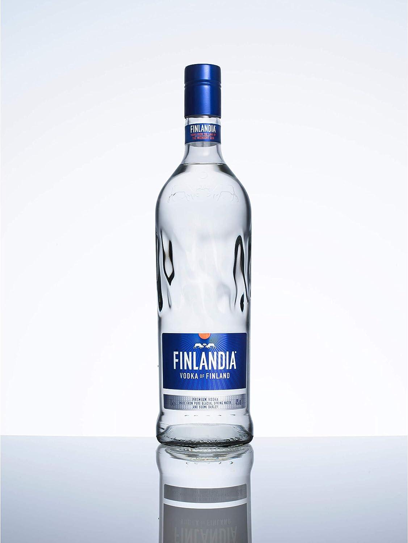 Finlandia Vodka of Finland 40% - 1000 ml