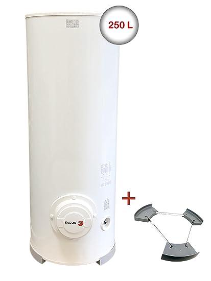 Calentador de agua electrico para termo