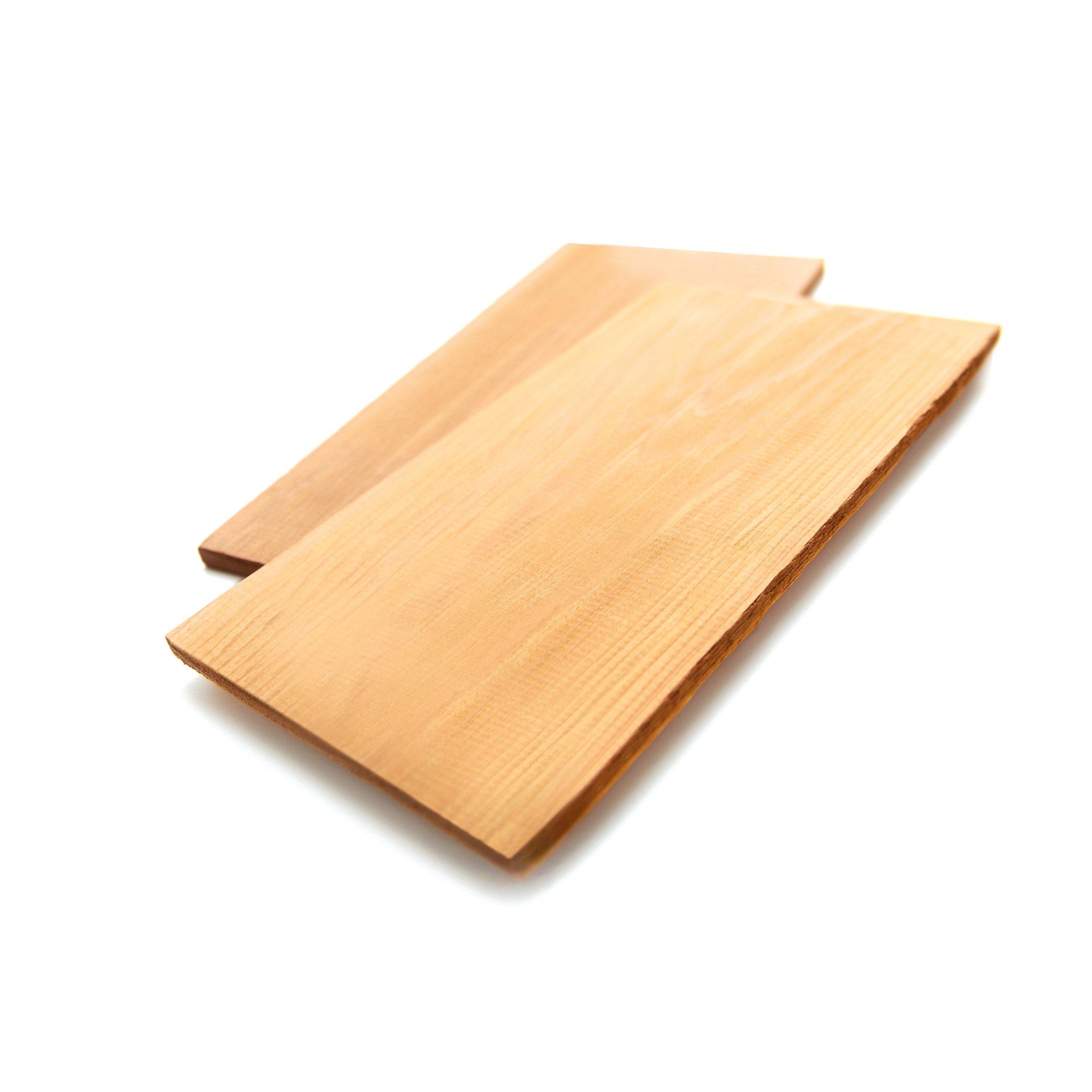 GrillPro Cedar Grilling Planks - 2-Pack